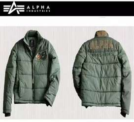 Campera Alpha Industries Summit Parka