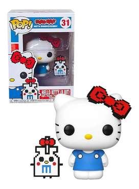 Funko Pop Hello Kitty (8 Bit) 45º Aniversario