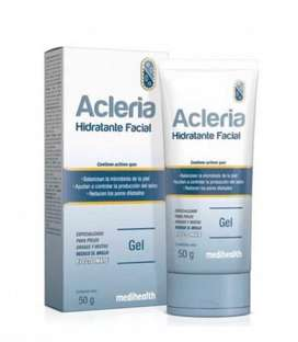 Acleria Hidratante Facial 50gr