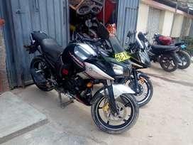 Vendo por ocacion moto Yamaha fazer 150