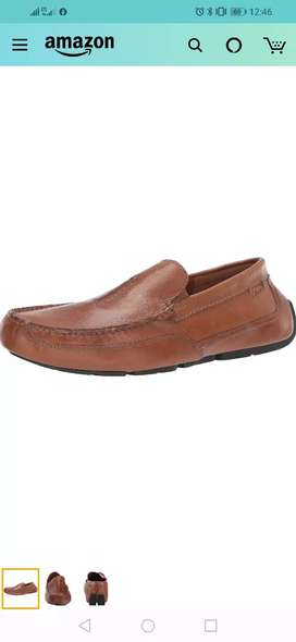 Clarks ashmont race loafers talla 9.5