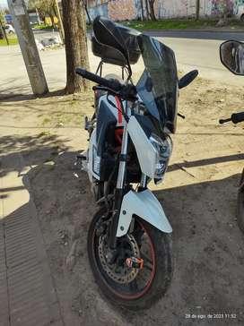 Zanella rz3 300cc.