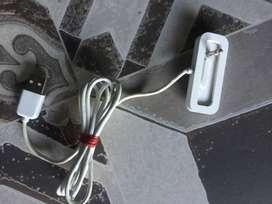 ipod shuffle cable de carga y sincronizacion