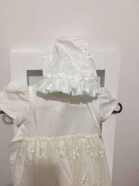 vestidos para bautizo 9 meses