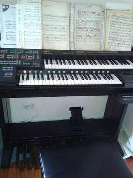 Venta de teclado YAMAHA ELECTONE HS