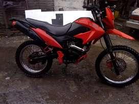 Moto Shineray 200