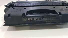 Toner Tinta HP Ce505x