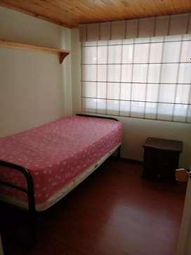 Arriendo Habitación para Dama sola