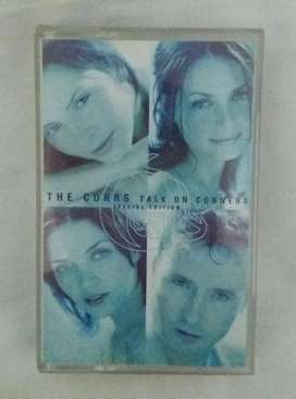 The Corrs Talk On Corners Cassette