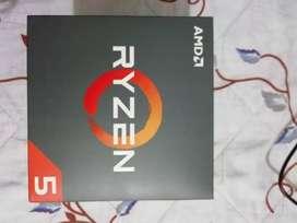 Ryzen 5 2600x con HORAS DE USO