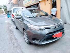 Toyota Yaris conservado gas GNV uso particular