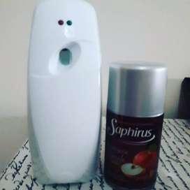 Maquinita aromatizante dispenser de aerosol