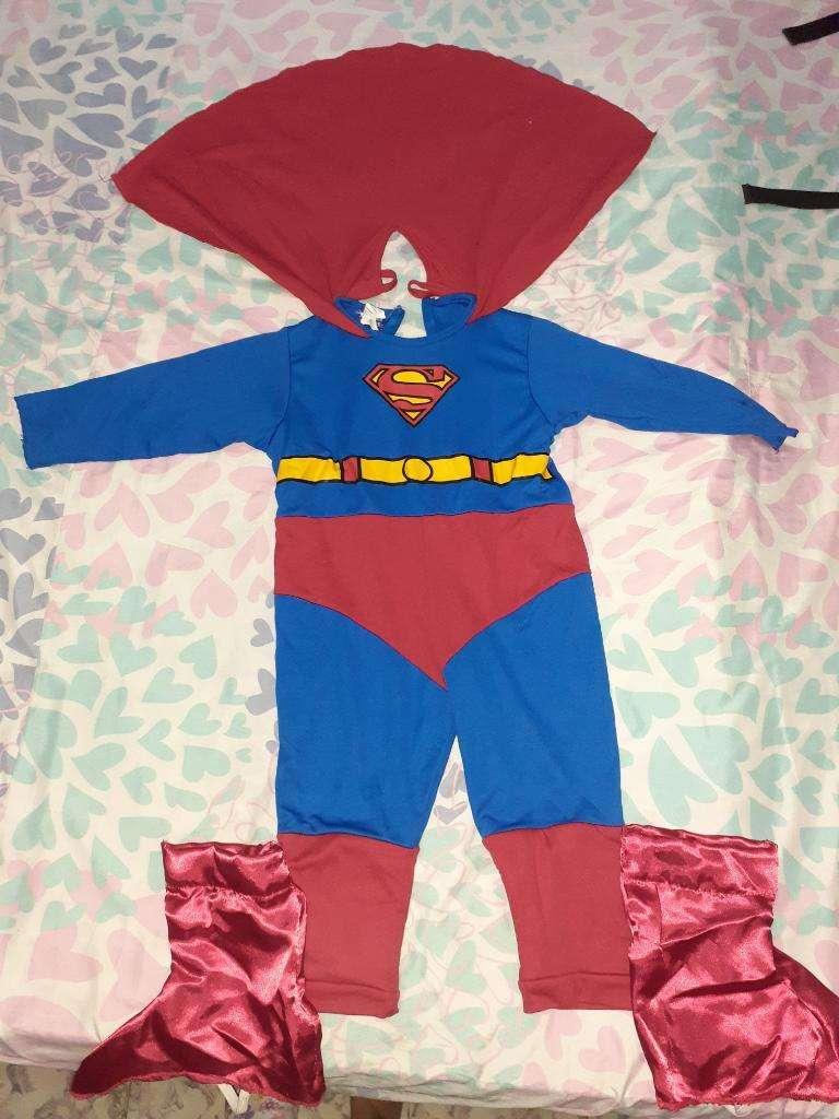 Disfraz Superman Talla 2 0