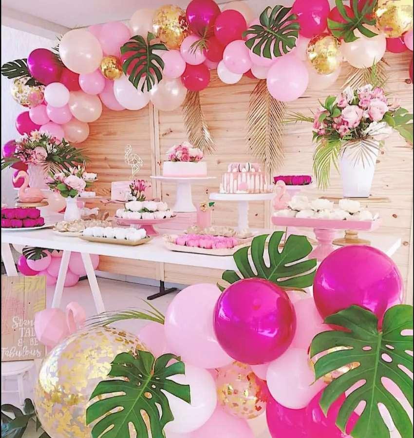 Mesa para festejos