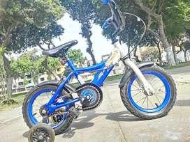 Bicicleta para niños RAVE