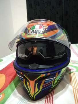 Casco Agv talla ML
