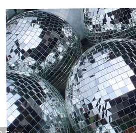 Esferas de espejos