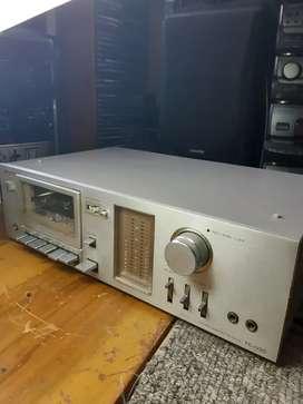 Casetera sony vintage