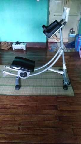 Maquina nueva de ejercicio abdominal