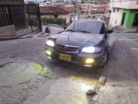 Mazda milenio 2001