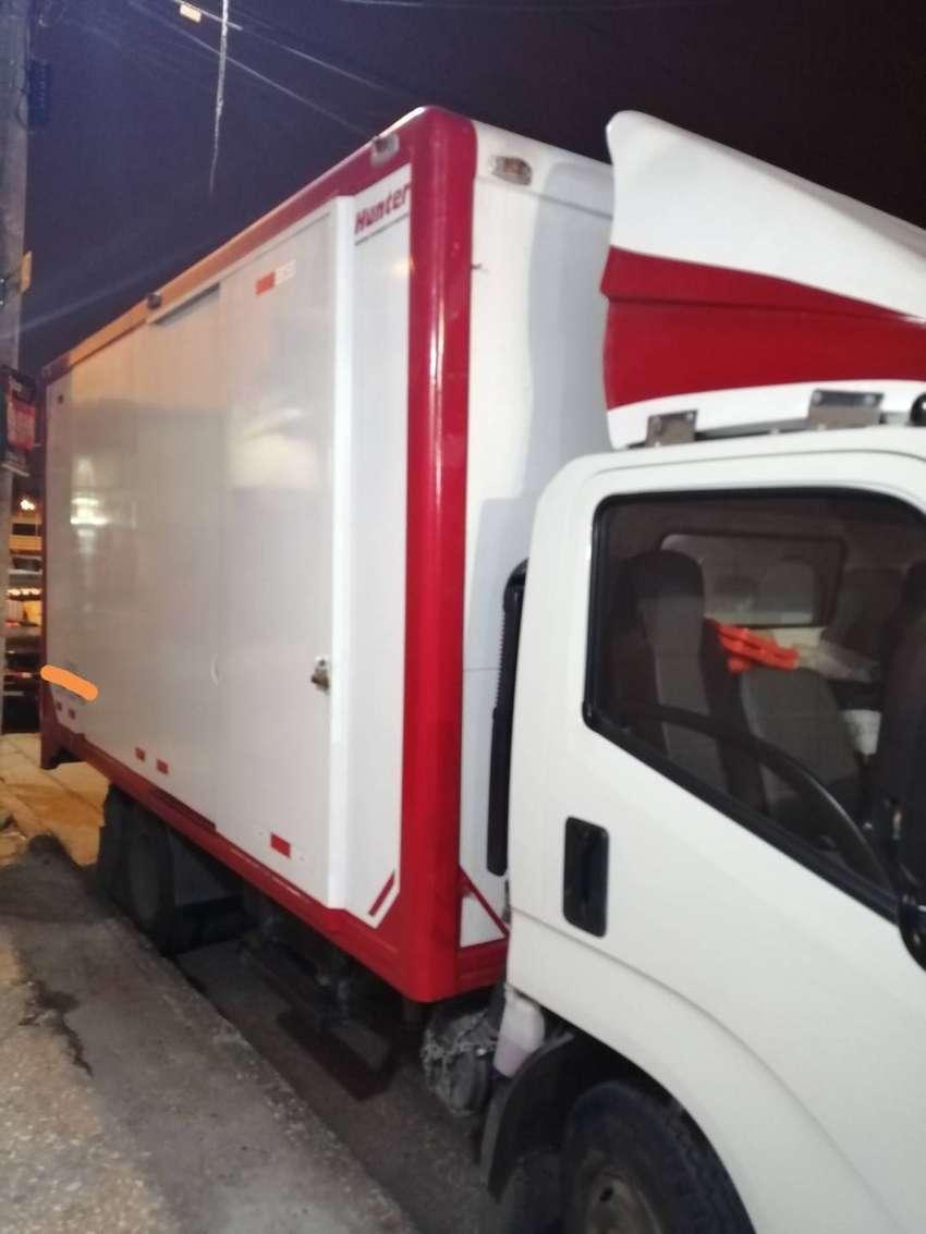 Camión Jmc... 4.5 toneladas negociable