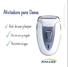 Kalley Afeitadora Wet&dry Sensitive K-asdw