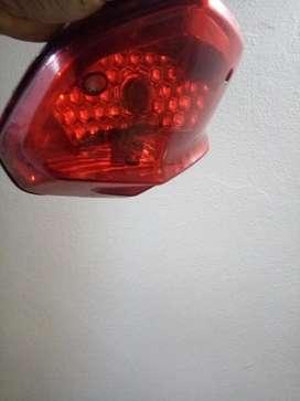 Faro Trasero Zanella RX 200 RX150 R