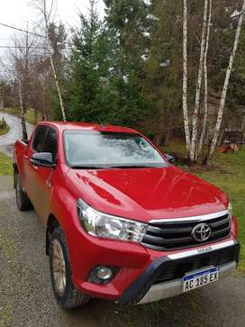 Toyota Hilux 2018!