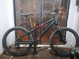 Bicicleta gw Ram