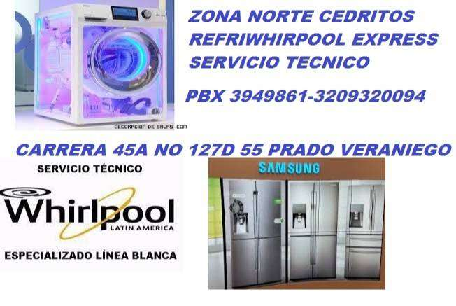 TECNOLOGIA LG REFRIWHIRPOOL ARREGLO REPARACION MANTENIMIENTO LAVADORAS NEVERAS CALENTADORE