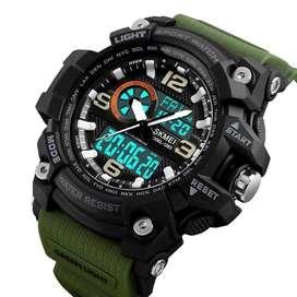 Reloj Skmei Deportivo 1283 G-shock Acuatico 100% Original en Caja