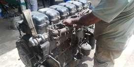 Vendo repuestos Scania 420  motor  y tanden Scania de ejes.