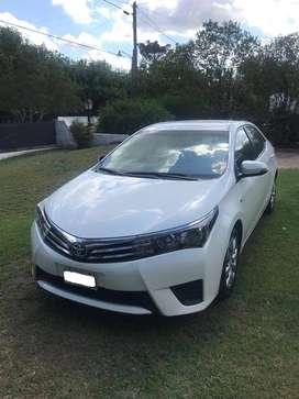 Toyota Corolla XLI 1.8 - 2014