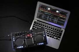 Controlar Korg Kaoss DJ150