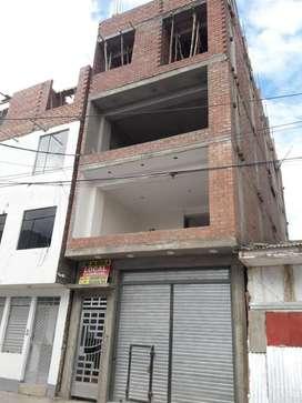 Se alquila Local comercial de estreno centro de Huánuco