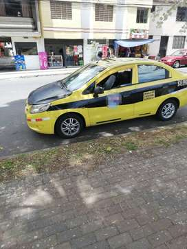 Vendo taxi ejecutivo con puesto