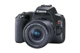 Cámara Canon EOS Rebel SL3
