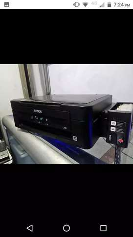 Vendo impresora EPSON L210