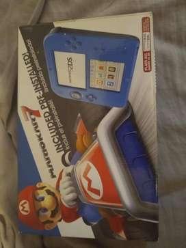 Nintendo 2Ds importada de usa