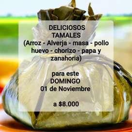 Venta de Tamales