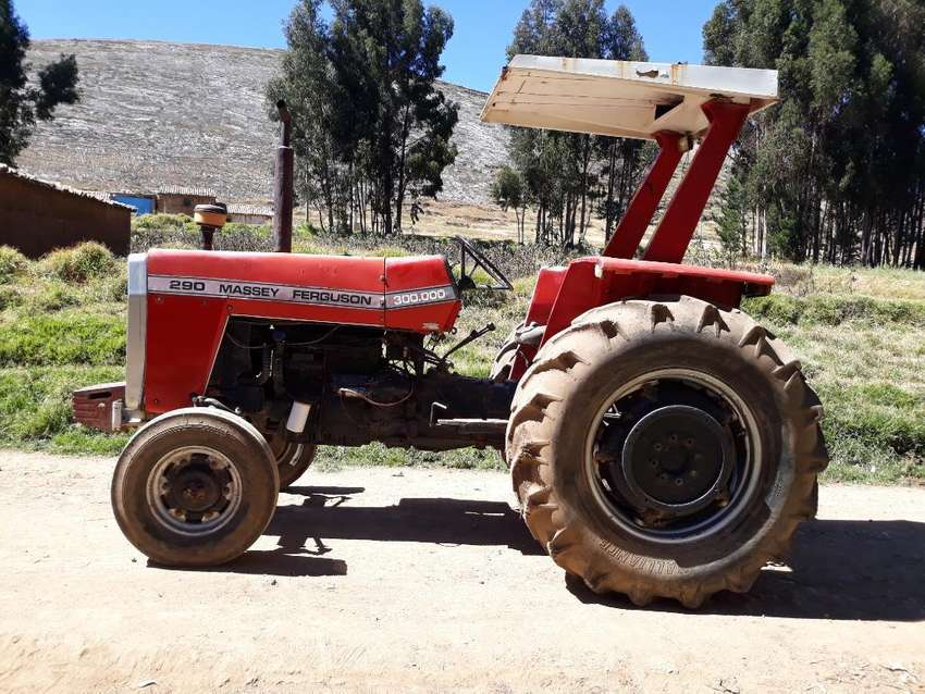Se Vende Tractor 290 Mf 0