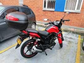 Ganga Vendo moto akt excelente estado