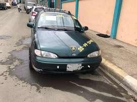 Vendo Hyundai accen del 95