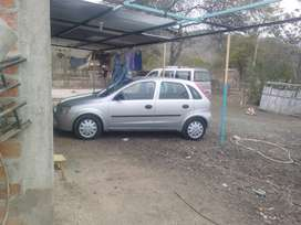 VENDO BONITO VEHICULO CORSA 2006 negociable