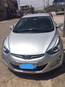 Hyundai Avante GLP original 2014/modelo 2015