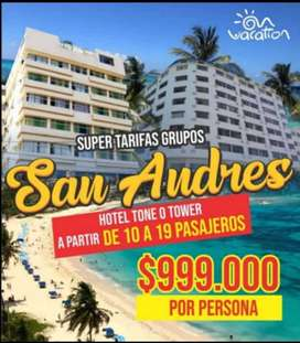 Viaja a San Andres
