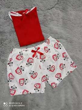 Pijamas algodón (Mayor, Detal)