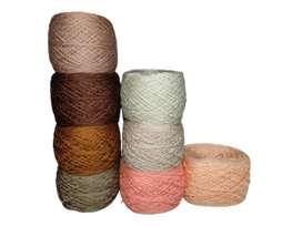 Hilo de algodón 4 hebras, quesito, amigurumis, amigorumis, hilos la colonial.