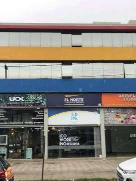 Local Comercial 40mts. C/Cochera sobre Nuñez