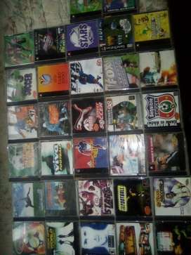 60 cd de play 1 plateados